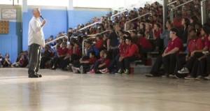 Free International School Assembly
