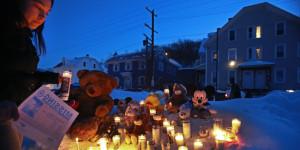 Vigil In Fitchburg For Missing Boy