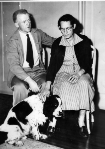 Lorna's Parents John and Amy Lax