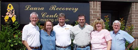 Laura Recovery Staff